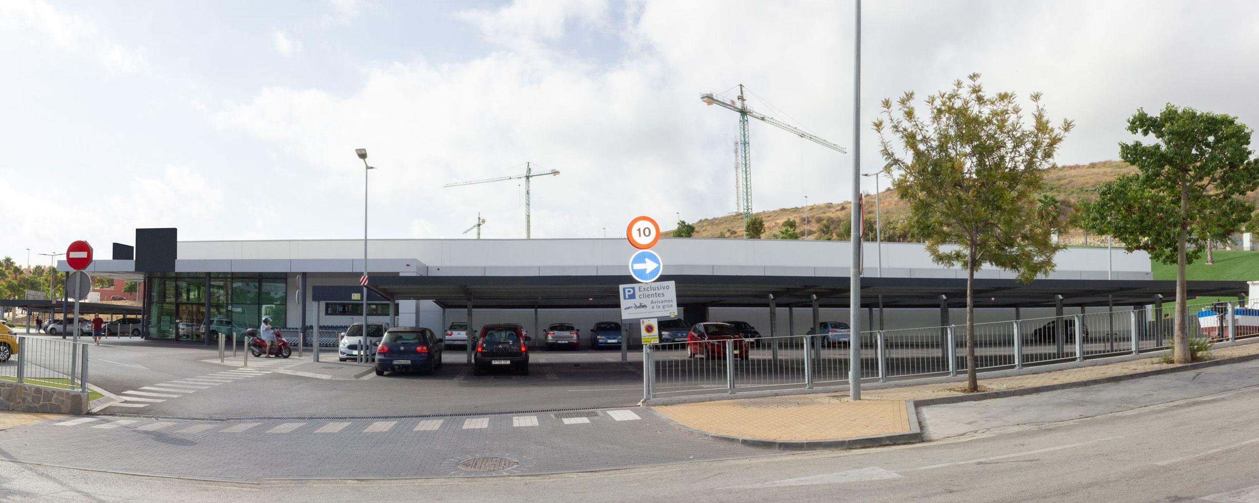 EDIFICIO COMERCIAL - GETARES, ALGECIRAS