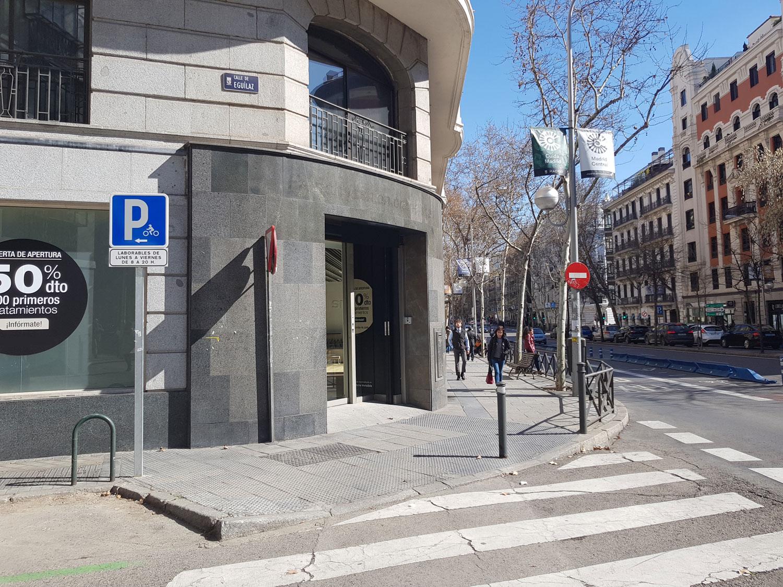 Clínica Dental - Calle Sagasta, Madrid