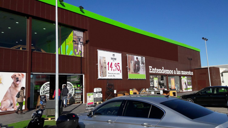 Edif. Comercial - Puerta Real, Cádiz